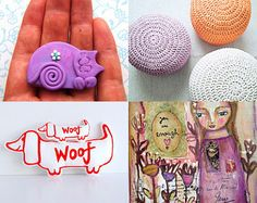 You Are Enough by Ana Cravidao on Etsy 2015-02-24