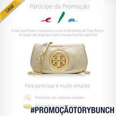 Aplicativo para a divulgação da marca Tory Brunch no Rio de Janeiro em parceria com o Infoglobo. Confira mais esse case. http://www.iinterativa.com.br/portfolio/promocao-tory-bunch/