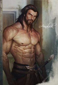 New character long hair change by aenaluck on @DeviantArt  Lorcan Salvaterre