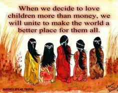 Kids not wars