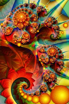 Made with Apophysis