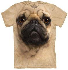 Pug Shirt :)