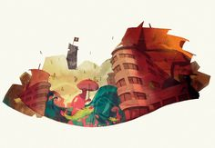 City Guide by Patryk Hardziej I would love to be there, he takes me there. thanks for the trip....