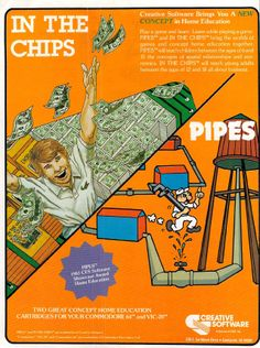 In The Chips & Pipes (1983)