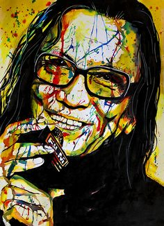 Sixto Rodriguez portrait | Flickr - Photo Sharing!