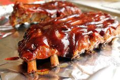 The Secret to Crockpot Ribs (Slow Cooker) can't wait to try... Sundays dinner?
