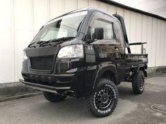 Dress up parts Small Trucks, Mini Trucks, Small Cars, Mini 4x4, Ac 130, Car Tent, Kei Car, Toyota Trucks, Daihatsu