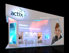 Actix - MWC 2013 on Behance