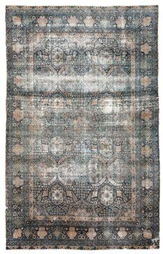 Ravar Kerman Antique Rugs