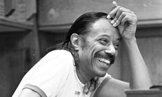 Horace Silver was known for composing music featuring percussive, hard-driving beats. Photograph: Tom Copi/Michael Ochs Archives