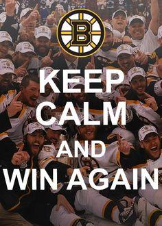 Boston Bruins Keep Calm Hockey Rules, Hockey Teams, Ice Hockey, Sports Teams, Funny Hockey, Hockey Mom, Boston Sports, Boston Red Sox, Dont Poke The Bear