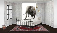 Eva Klíčová showroom at Neybers Showroom, Toddler Bed, Interior Design, Furniture, Home Decor, Child Bed, Nest Design, Decoration Home, Home Interior Design