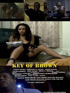 """Key Of Brown"" Amazon Instant Video ~ VerinaBanks…"