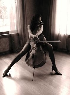 Cello like the way is sounds.