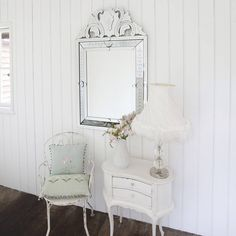 Are you interested in our venetian mirror? With our Rectangular all-glass mirror you need look no further.
