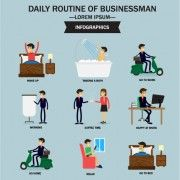 Business Infographic creative design 3504