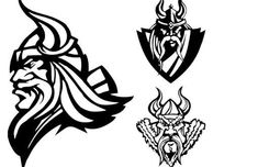 Viking Tattoos, Cnc Router, Laser Cutting, Vikings, Cricut, Woodworking, Creative, Crafts, Free