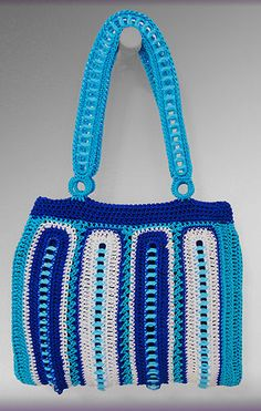 Crochet Pull Tab Handbag Limited Time Only $50 | eBay