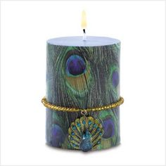 would love to find different sized candles for the fireplaces in this print, plum, teal, and silver.