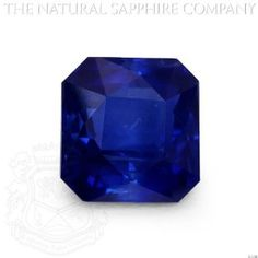 Natural Untreated Blue Sapphire, 6.68ct. (B5440)