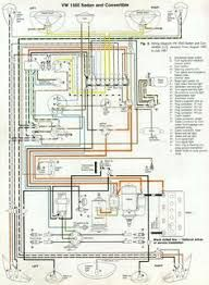 wiring diagram in color 1964 vw bug, beetle, convertible the samba 68 vw wiring diagram resultado de imagem para esquema eletrico da kombi 75 folga no volante