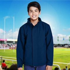 Team 365-Youth Guardian Insulated Soft Shell Jacket-TT88Y