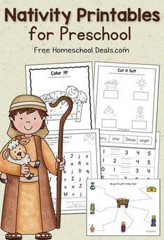 Preschool Bible, Free Preschool, Preschool Printables, Preschool Lessons, Preschool Worksheets, Preschool Activities, Primary Lessons, Kindergarten Curriculum, Bible Activities