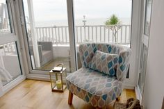 Perfect Isle of Wight Seaside Haven Outdoor Seating, Outdoor Decor, Holiday Accommodation, Isle Of Wight, Porch Swing, Ground Floor, Seaside, Terrace, Toddler Bed