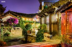 Lijiang Yunnan China | Dayan Old Town | China | Yunnan Province | ancient old town of Lijiang | dayan | shuhe | baixa | one of the most colorful and multifarious countries on this planet | find more photographs and films on http://tripfabrik.de  #china #asia #travel #photography #landscapes #nature #impressions #adventure #dayan #shuhe #baixa #lijiang #dali360 #ancient #oldtown #unesco #worldheritage #heritage