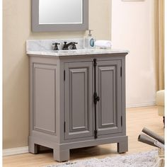 "Found it at Wayfair - Freemont 30"" Single Bathroom Vanity Set"