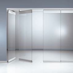 DORMA HSW & FSW Frameless Glass Stacking / Bi Fold Operable Wall Systems – Transparent versatility