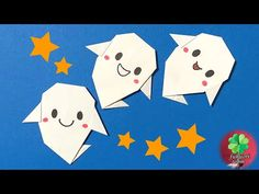 Cool Paper Crafts, Diy Crafts, Baby Hands, Child Day, Origami Easy, Origami Halloween, Haunted Halloween, Independence Day, Toys