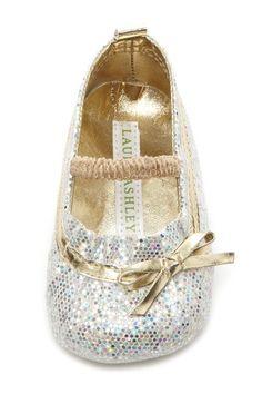 Glitter Crib Shoe