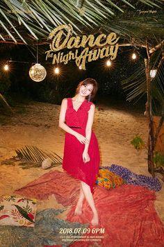 사나 Sana TWICE - Dance The Night Away