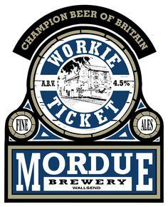 Image result for workie ticket beer