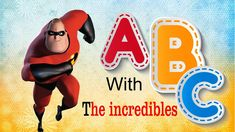 ABC song with The Incredibles Alphabet song nursery Rhymes collection for kids Alphabet Song For Kids, Alphabet Songs, Abc Songs, Kids Songs, Nursery Rhymes Collection, Phonics Song, Toddlers, The Incredibles, Letters