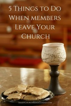 5 Things to do When Members Leave Your Church | Smart Church Management