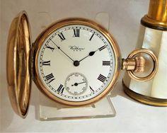 Elgin Illinois, Case Company, Expresso Coffee, Waltham Watch, Pipe Smoking, Pocket Watch Antique, Watch Companies, Pocket Watches, Watch Case