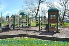 Metro Detroit Mommy: Memorial Park in Royal Oak: