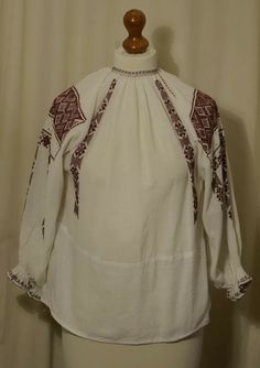 Tunic Tops, Traditional, Blouse, Long Sleeve, Sleeves, Women, Fashion, Embroidery, Blouse Band