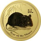2008 1 oz Gold Year of the Mouse Lunar Coin (Series II) http://www.gainesvillecoins.com/buy-gold.aspx