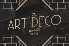 Graphic Design - Graphic Design Ideas  - Art Deco Bundle • 60% Off by Tugcu Design Co. on Creative Market   Graphic Design Ideas :     – Picture :     – Description  Art Deco Bundle • 60% Off by Tugcu Design Co. on Creative Market  -Read More –