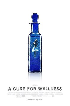 A Cure for Wellness Movie Poster 1