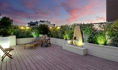 Decoración exterior: ¿Preparada para disfrutar de la terraza?
