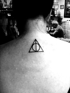 If I get a nerd tattoo, it will be the Deathly Hallows