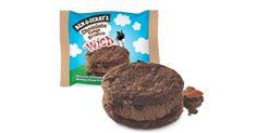 Doe de #AllFlavoursQuiz, deel hem online en maak kans op een halfjaar gratis Ben & Jerry's ijs! ----- Want a cooler cookie? Jij weet met je coole, maar aardige karakter iedereen blij te maken. De chewy brownies in deze 'Wich staan voor je vrolijkheid, maar wel met een donker (chocolade) randje.