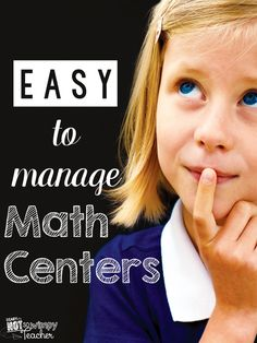 Guided math and math centers make it easy to differentiate instruction. But they can be hard to organize. Check out this schedule and procedure to help keep center prep easy.