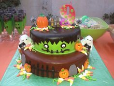 this is the cake that i have done for my nepsew