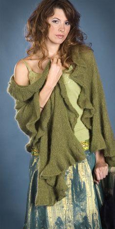 Unicorn Pattern: Babykid Shawl - Complimentary Knitting Pattern