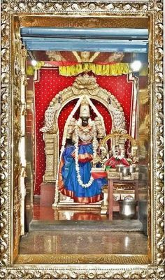 Pune Balaji mandir, padmavathy thayar
